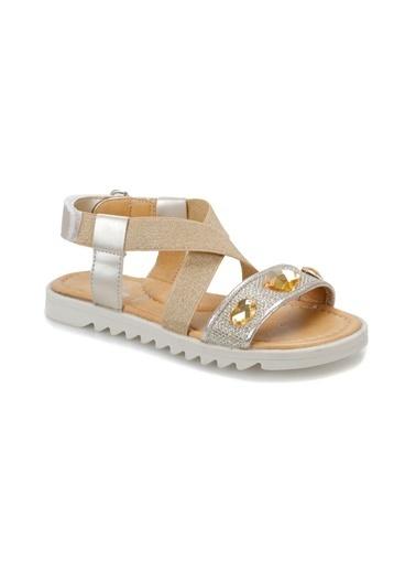 Seven Sandalet Altın